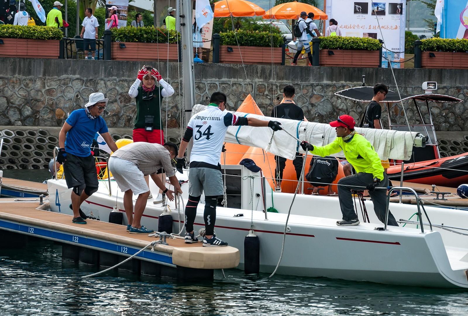 【2015大鹏杯帆船赛】51航海网船队整装待发 c5.jpg