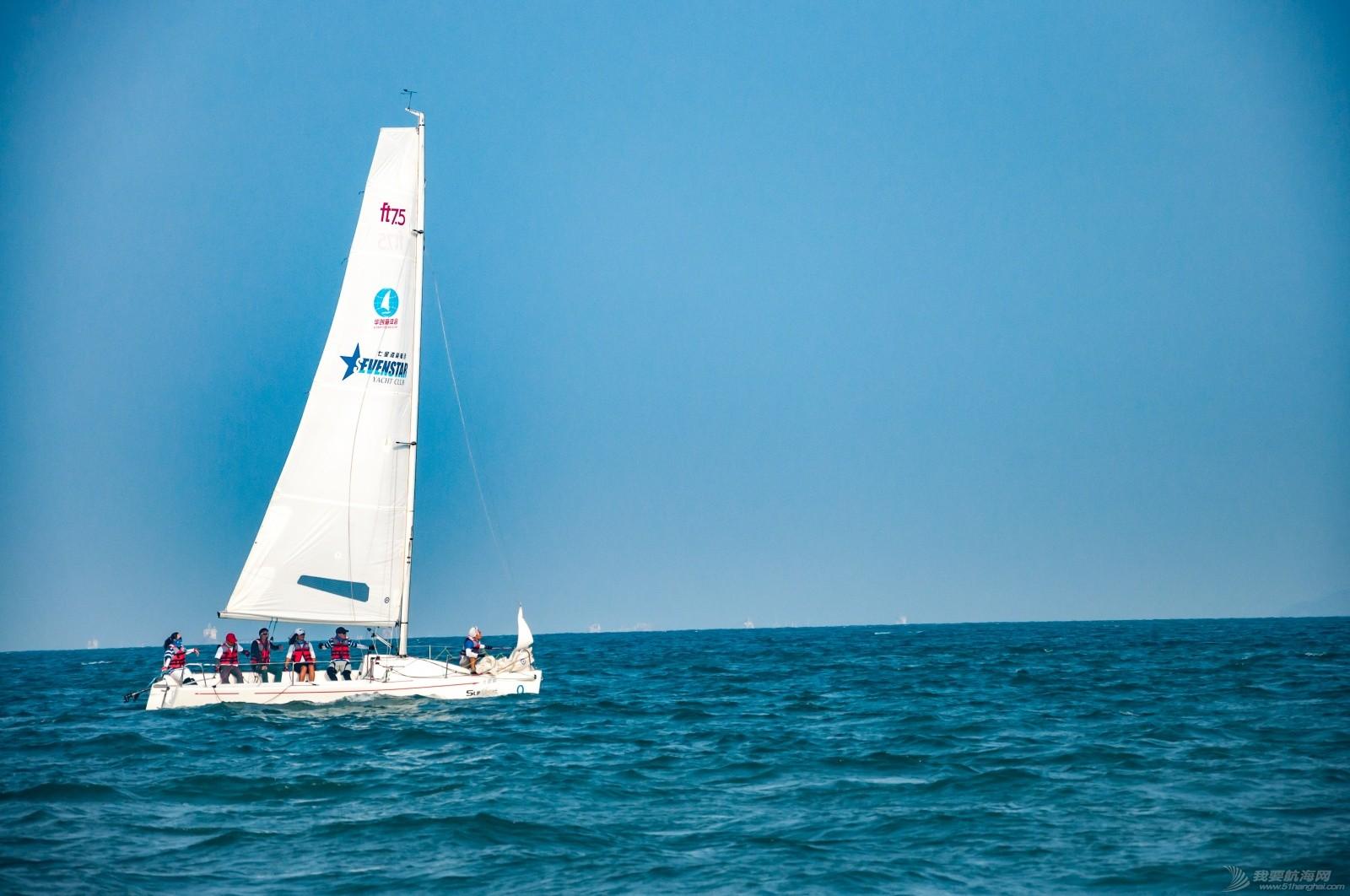 【2015大鹏杯帆船赛】51航海网船队在比赛中 s020.jpg