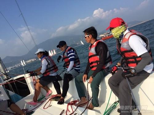 2015大鹏杯帆船赛