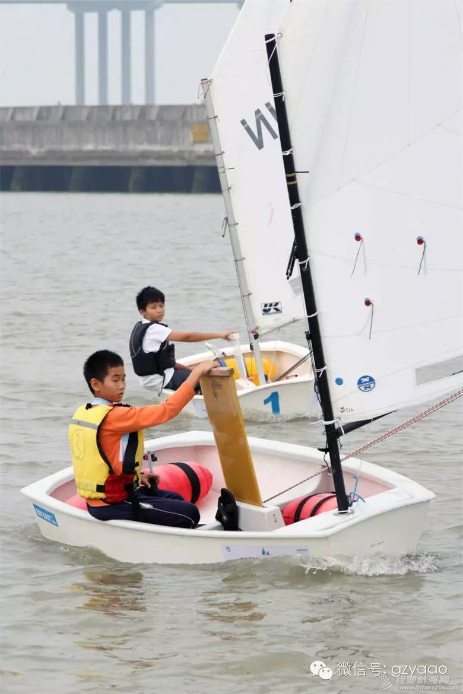 全国青少年帆船联赛(广州站)圆满结束,16支小队伍各展雄风(多图) 1667fb8a53c775fc25604b7bcd5a8e36.jpg