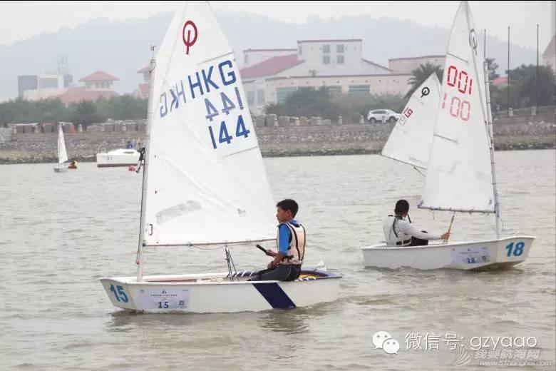 全国青少年帆船联赛(广州站)圆满结束,16支小队伍各展雄风(多图) 6d8cb8b24a1256e8b758de597aace5bd.jpg