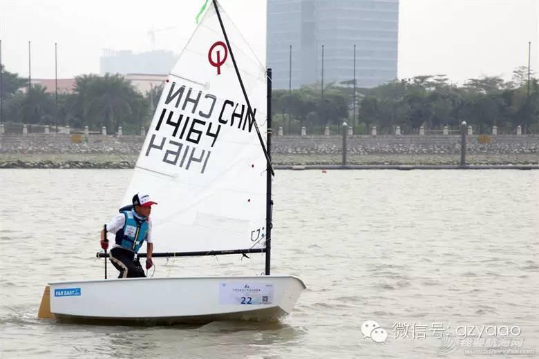 全国青少年帆船联赛(广州站)圆满结束,16支小队伍各展雄风(多图) a71a1db326b1657c78da147881046d8a.jpg