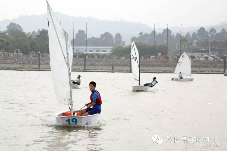 全国青少年帆船联赛(广州站)圆满结束,16支小队伍各展雄风(多图) 582f4d1abc5116bce9dcabd8cd5da3c3.jpg