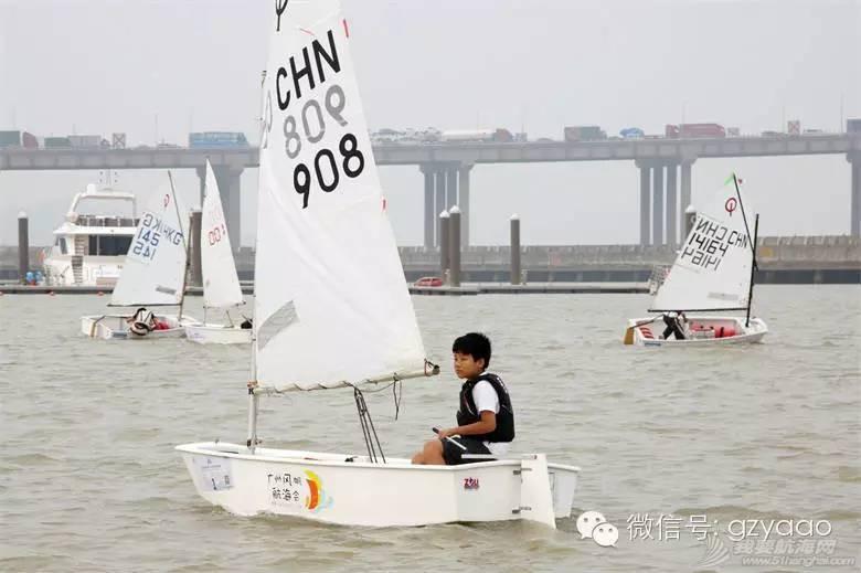 全国青少年帆船联赛(广州站)圆满结束,16支小队伍各展雄风(多图) ff0e95301dcdf39deab7c755deb05817.jpg