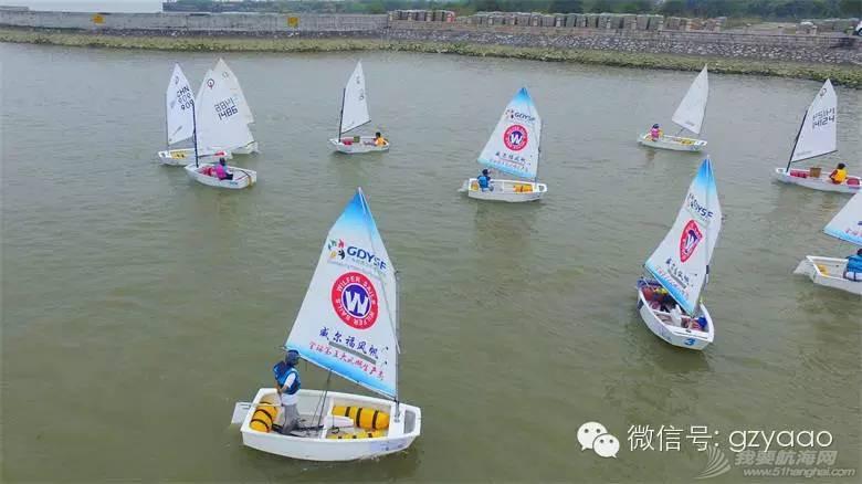 全国青少年帆船联赛(广州站)圆满结束,16支小队伍各展雄风(多图) 74d530ee243c4569542d2350ca4bcde2.jpg