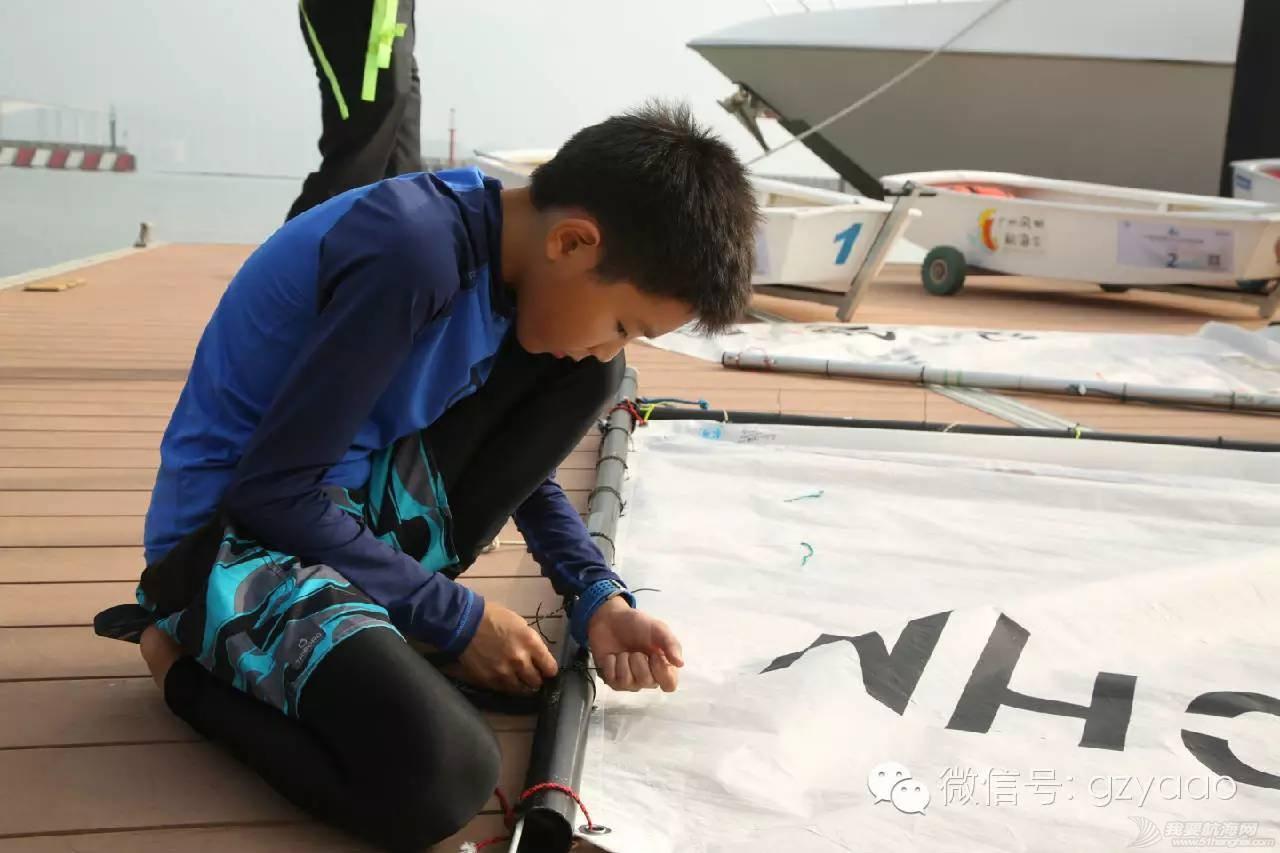 全国青少年帆船联赛(广州站)圆满结束,16支小队伍各展雄风(多图) 02a2effc9520be552405932d22b0a773.jpg