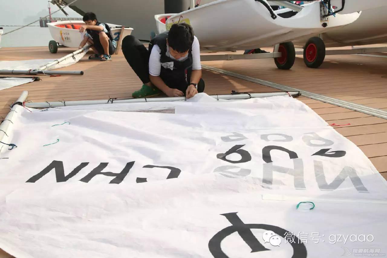 全国青少年帆船联赛(广州站)圆满结束,16支小队伍各展雄风(多图) 4ec92dff833b463c891308ba58a514de.jpg