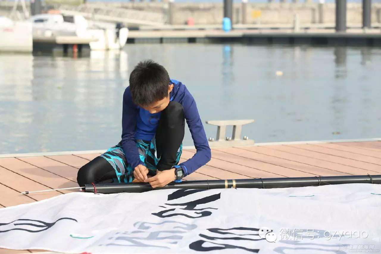 全国青少年帆船联赛(广州站)圆满结束,16支小队伍各展雄风(多图) a81a8621cb33dc7509923ee46e3963ee.jpg