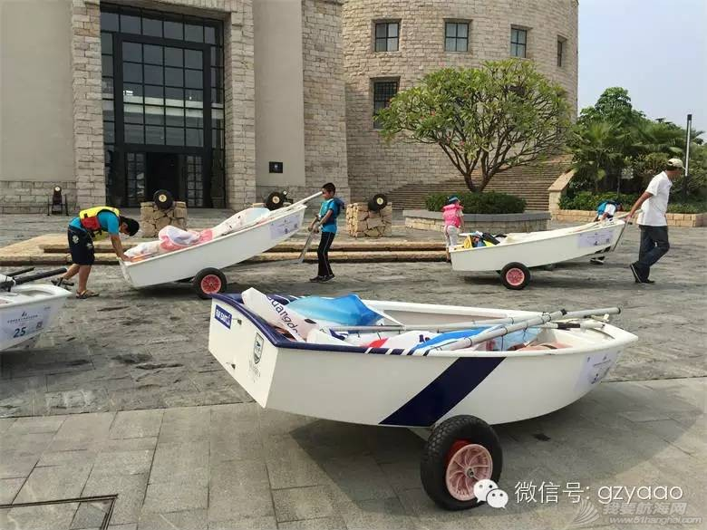 全国青少年帆船联赛(广州站)圆满结束,16支小队伍各展雄风(多图) 2887d4bd70da41bb4ffad850482bbfc6.jpg
