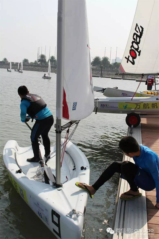 全国青少年帆船联赛(广州站)圆满结束,16支小队伍各展雄风(多图) e8630d6bd1b186db3547d76972e2bc2c.jpg