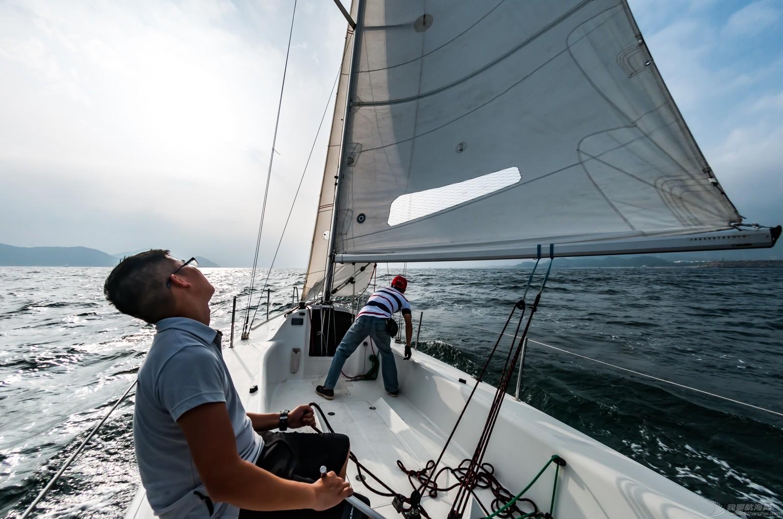 帆船 【2015大鹏杯帆船赛】鱼眼看航海 16001.jpg