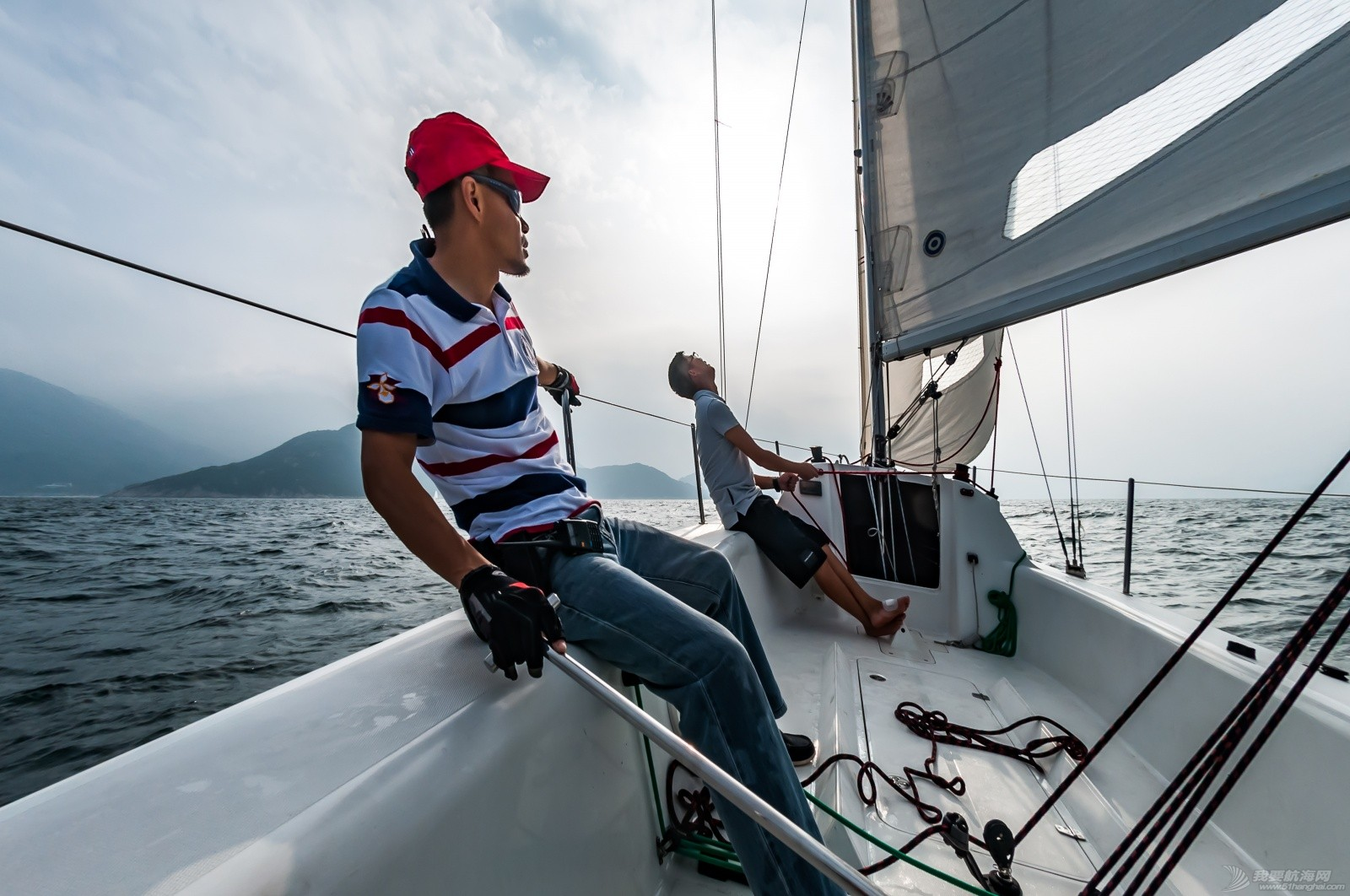 帆船 【2015大鹏杯帆船赛】鱼眼看航海 16002.jpg