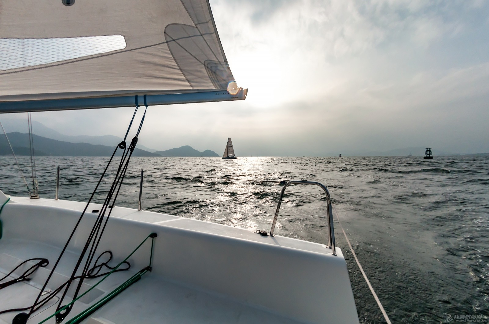 帆船 【2015大鹏杯帆船赛】鱼眼看航海 16009.jpg