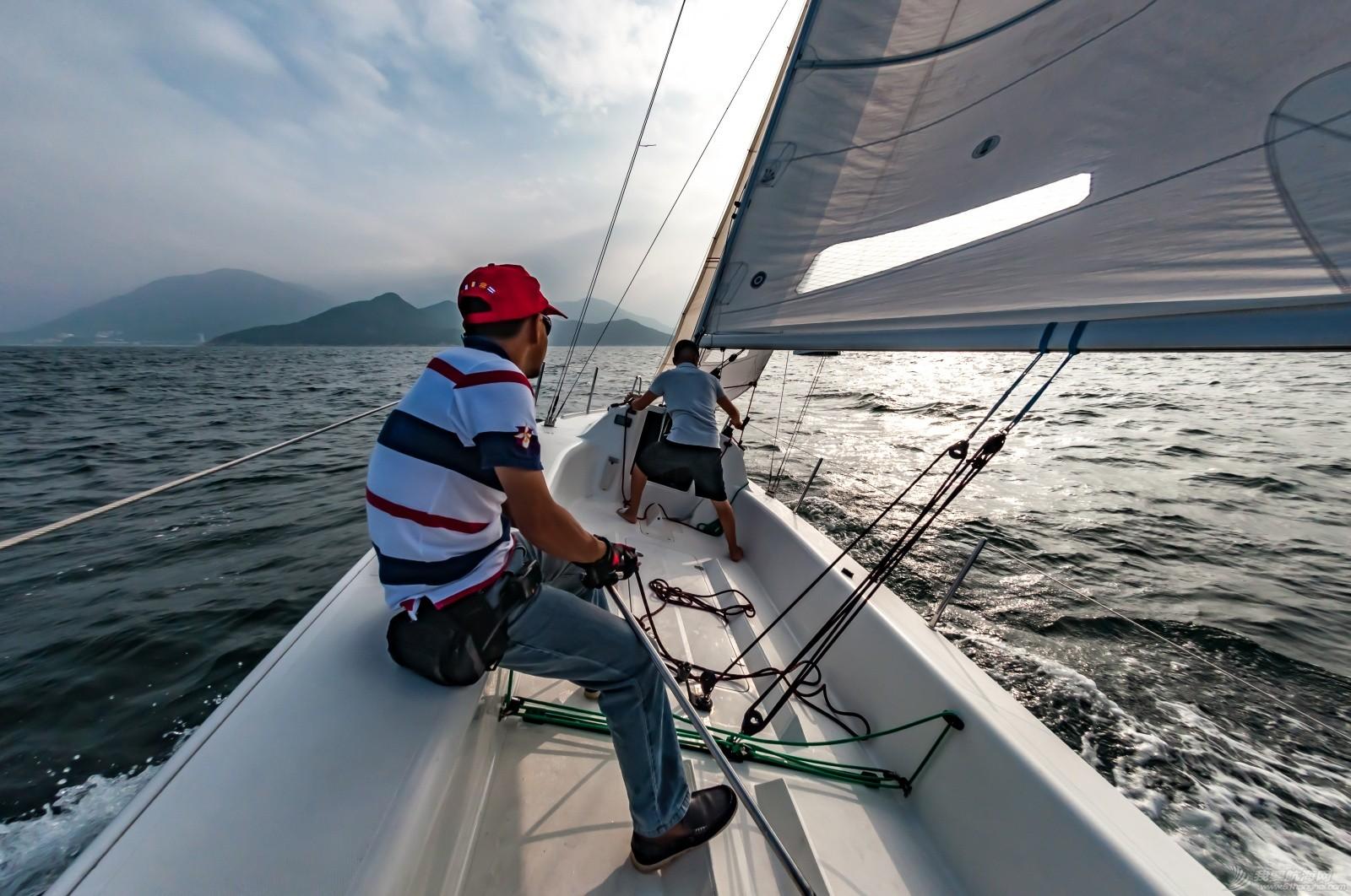 帆船 【2015大鹏杯帆船赛】鱼眼看航海 16010.jpg