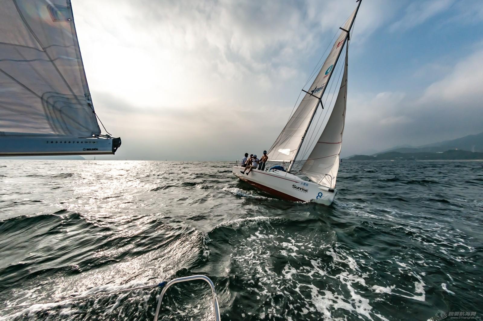 帆船 【2015大鹏杯帆船赛】鱼眼看航海 16012.jpg