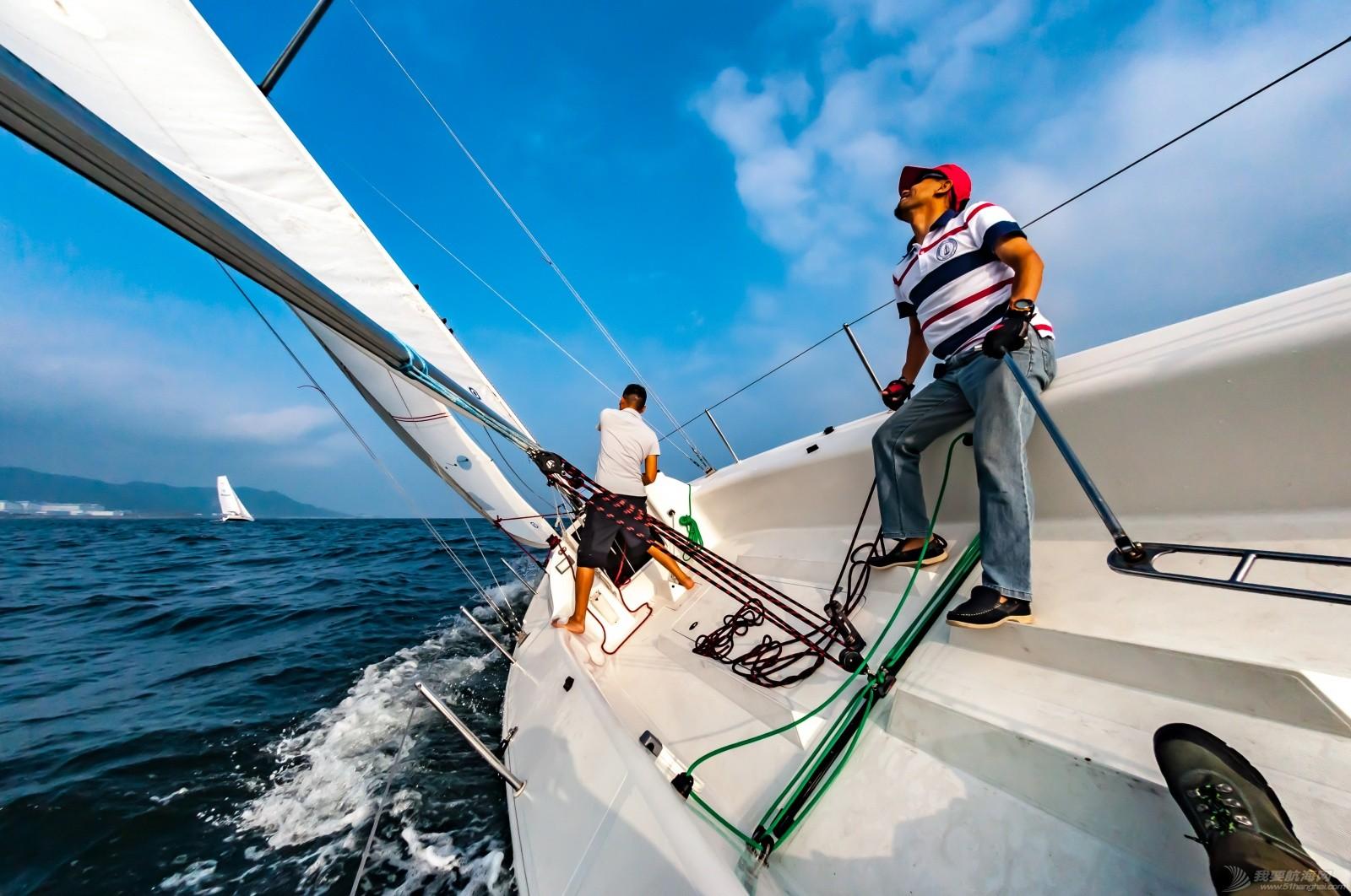 帆船 【2015大鹏杯帆船赛】鱼眼看航海 16015.jpg