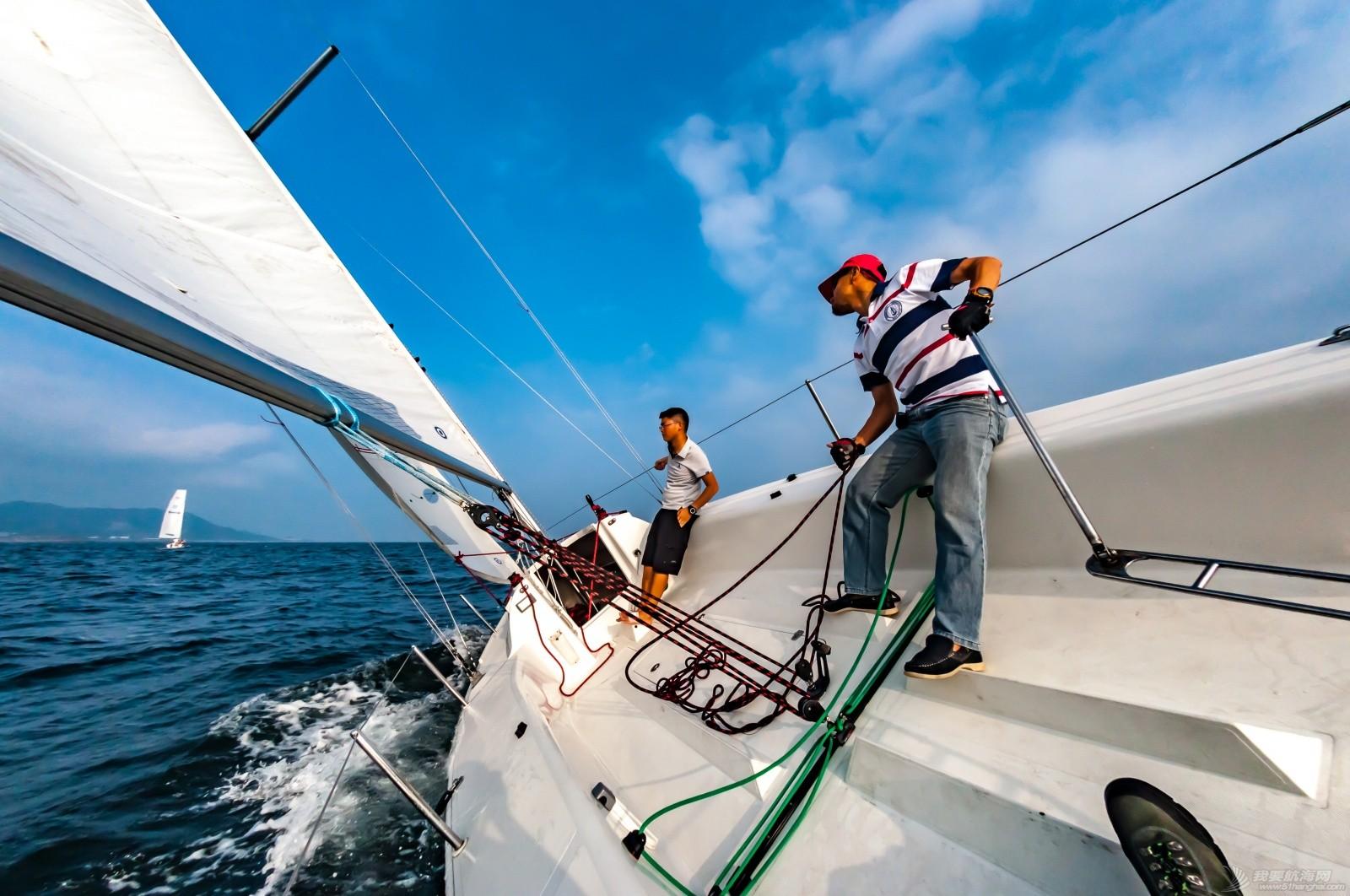 帆船 【2015大鹏杯帆船赛】鱼眼看航海 16016.jpg