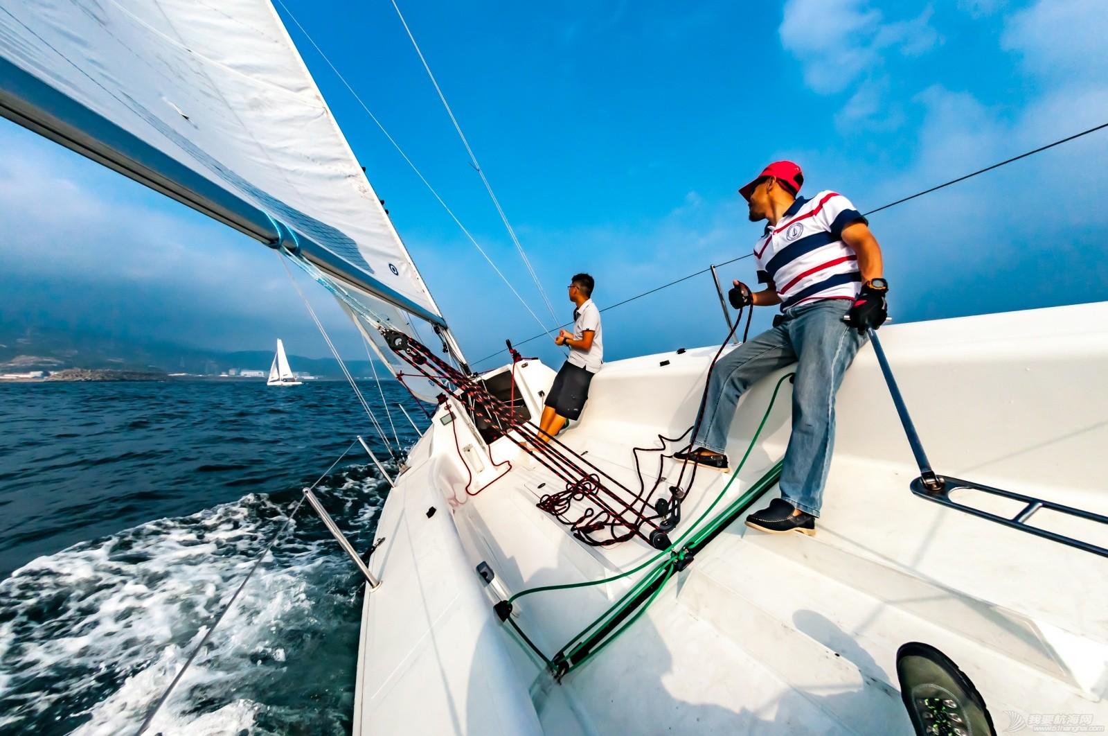 帆船 【2015大鹏杯帆船赛】鱼眼看航海 16017.jpg