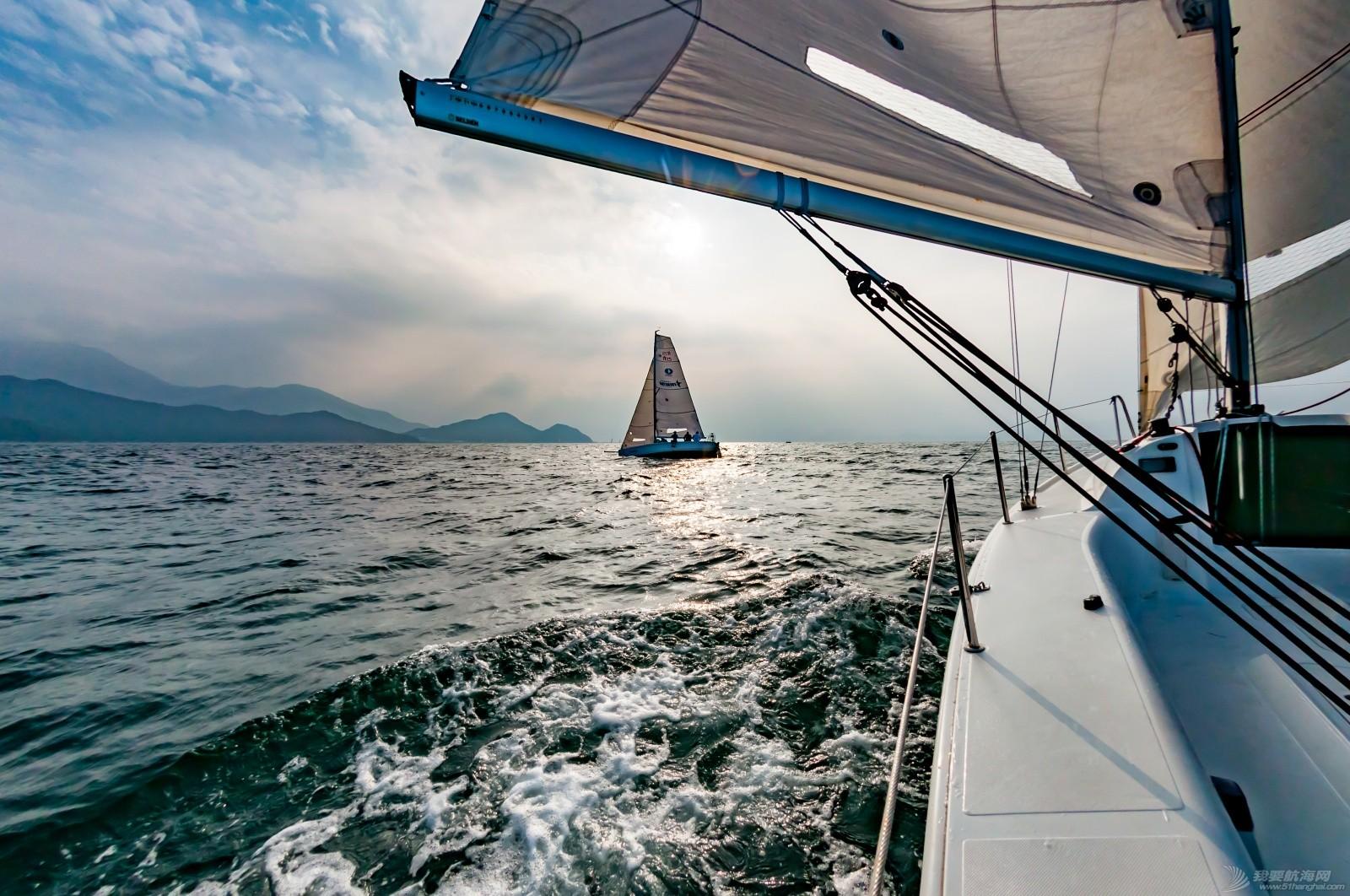 帆船 【2015大鹏杯帆船赛】鱼眼看航海 16019.jpg