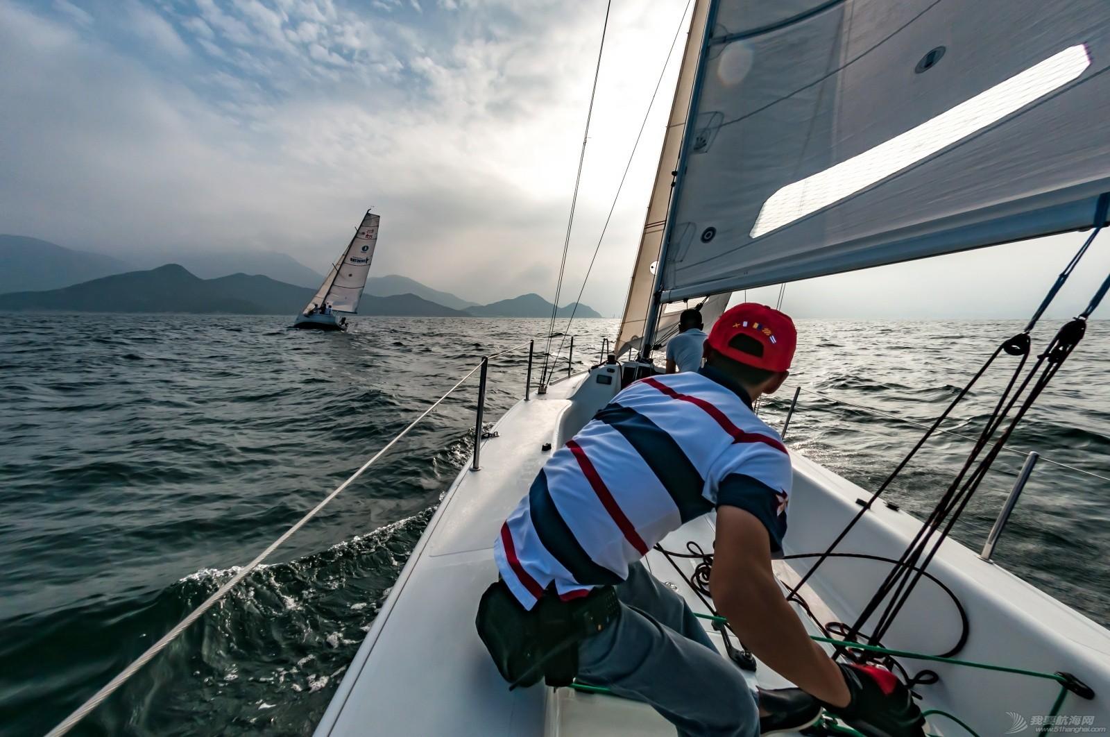 帆船 【2015大鹏杯帆船赛】鱼眼看航海 16021.jpg