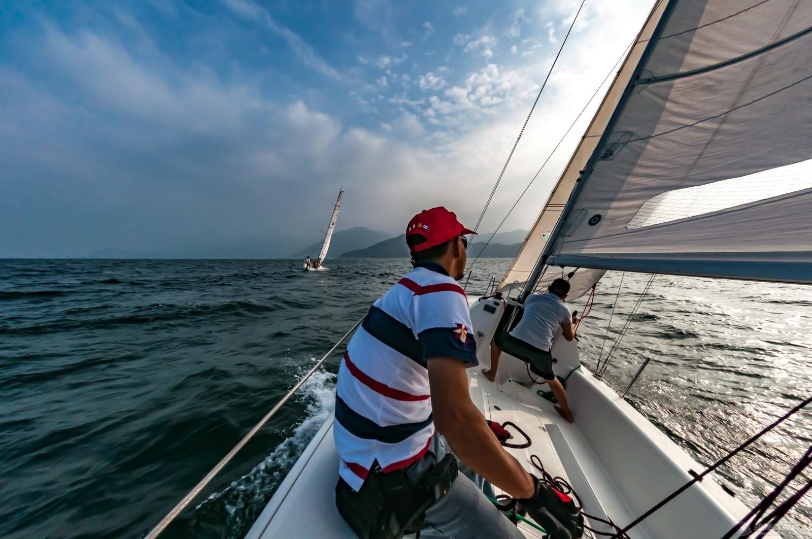 帆船 【2015大鹏杯帆船赛】鱼眼看航海 16022.jpg
