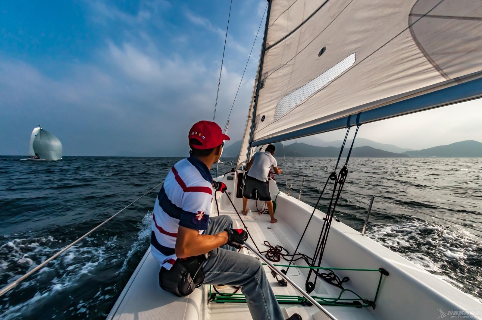帆船 【2015大鹏杯帆船赛】鱼眼看航海 16023.jpg