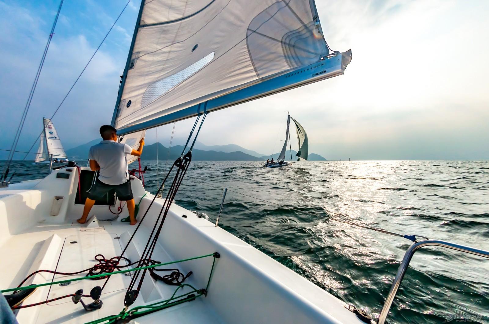 帆船 【2015大鹏杯帆船赛】鱼眼看航海 16025.jpg