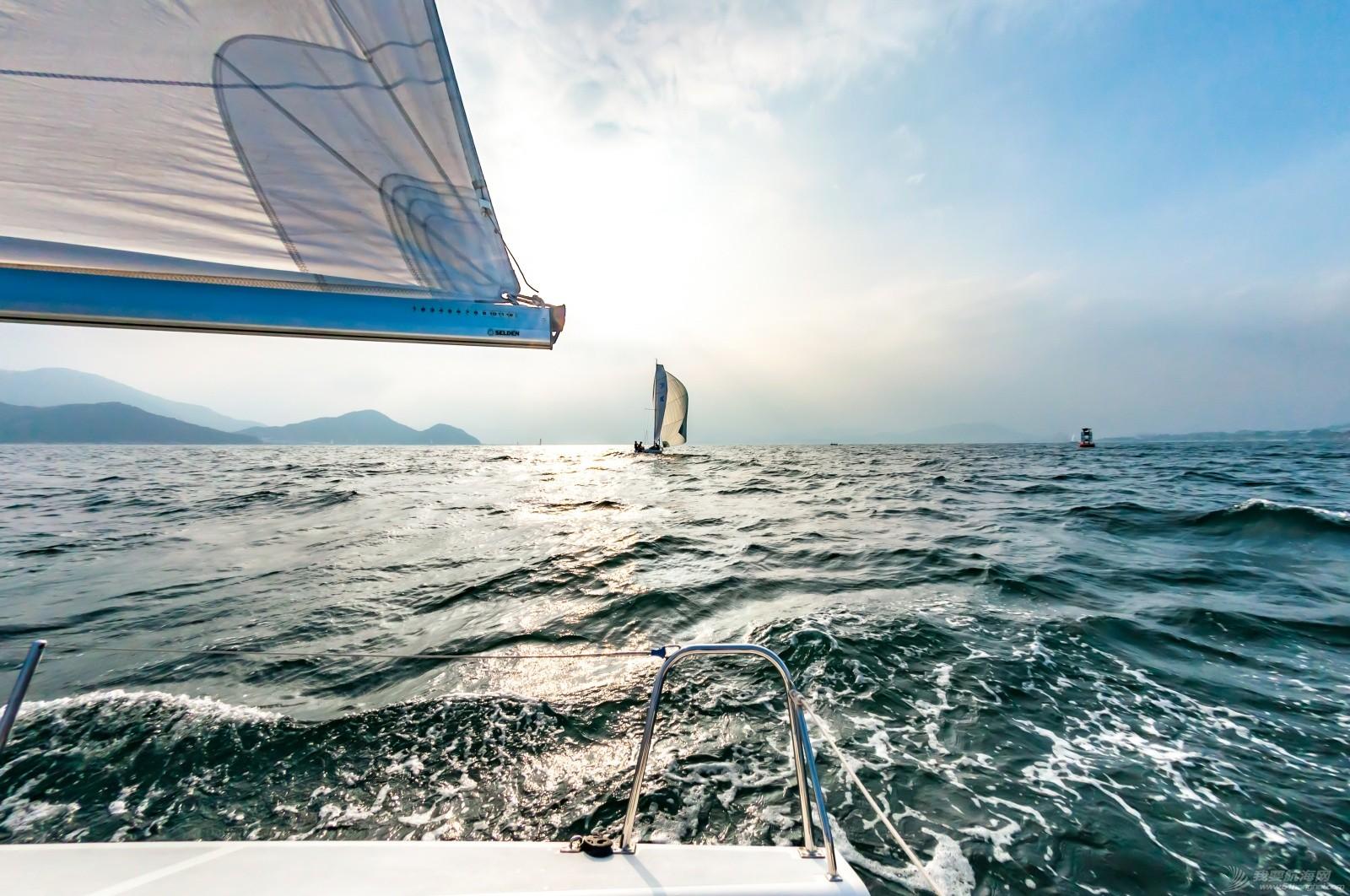帆船 【2015大鹏杯帆船赛】鱼眼看航海 16026.jpg