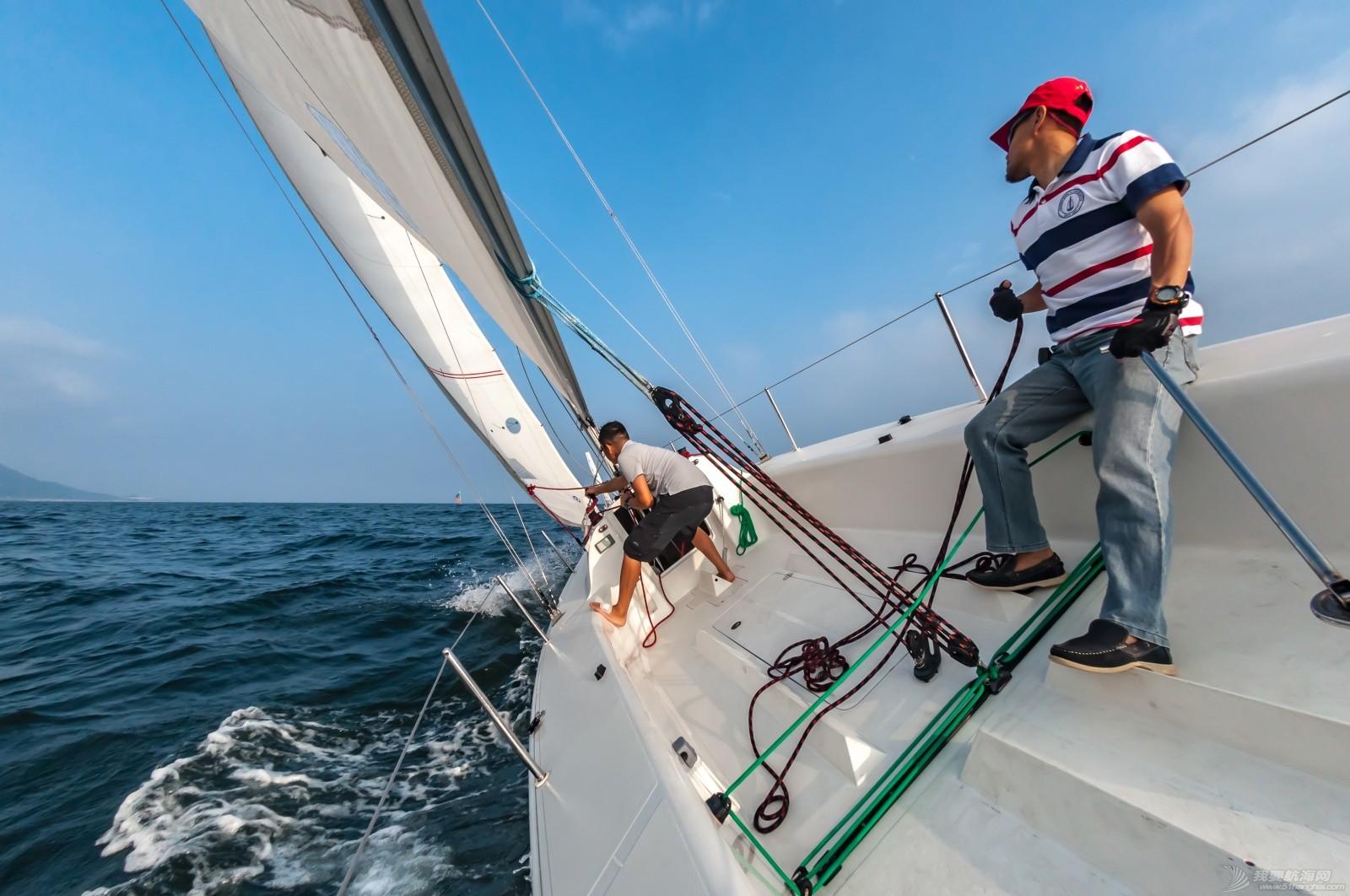帆船 【2015大鹏杯帆船赛】鱼眼看航海 16029.jpg