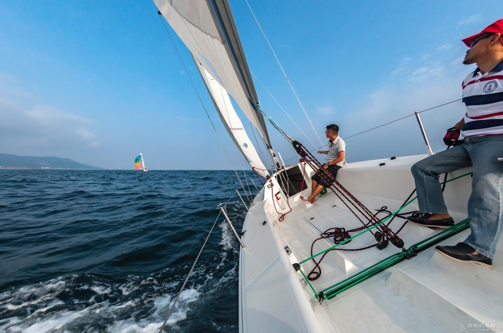 帆船 【2015大鹏杯帆船赛】鱼眼看航海 16031.jpg