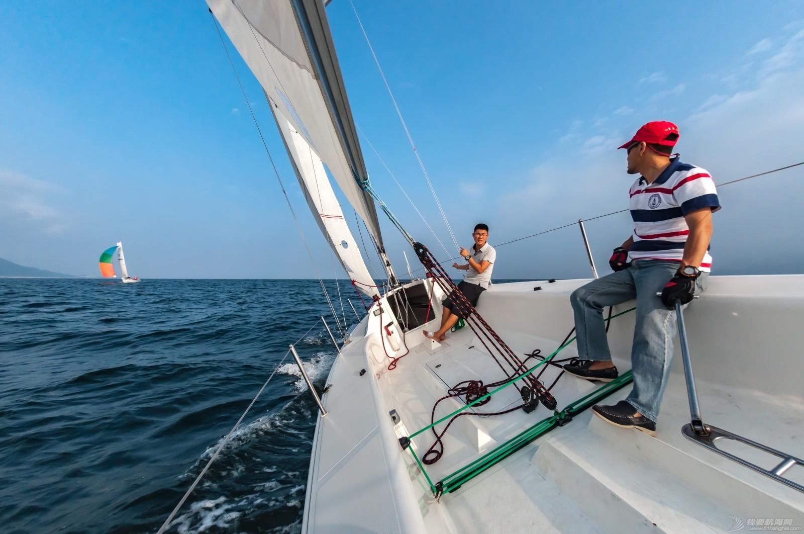 帆船 【2015大鹏杯帆船赛】鱼眼看航海 16032.jpg