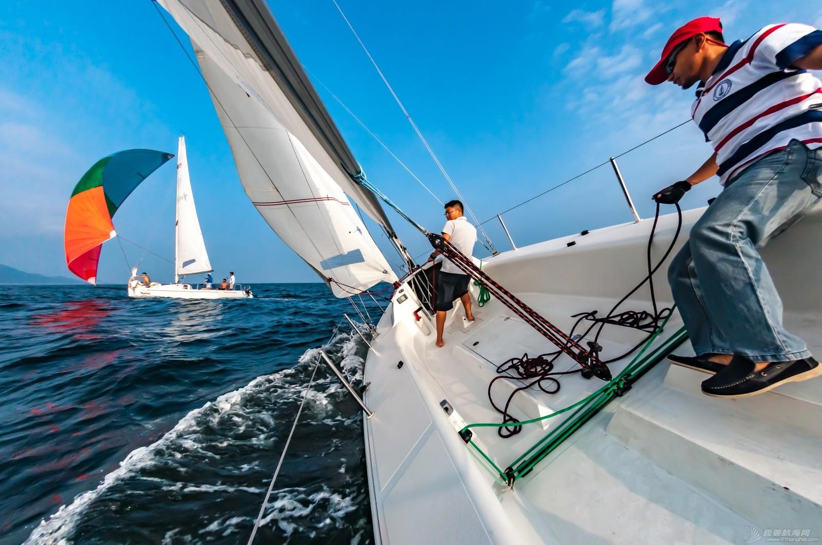 帆船 【2015大鹏杯帆船赛】鱼眼看航海 16039.jpg