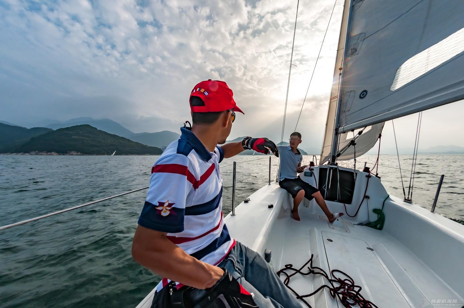 帆船 【2015大鹏杯帆船赛】鱼眼看航海 16042.jpg
