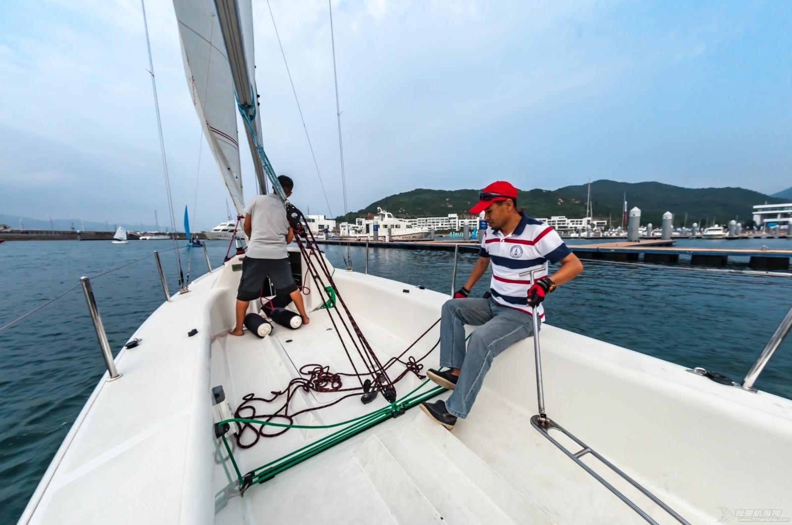 帆船 【2015大鹏杯帆船赛】鱼眼看航海 16044.jpg