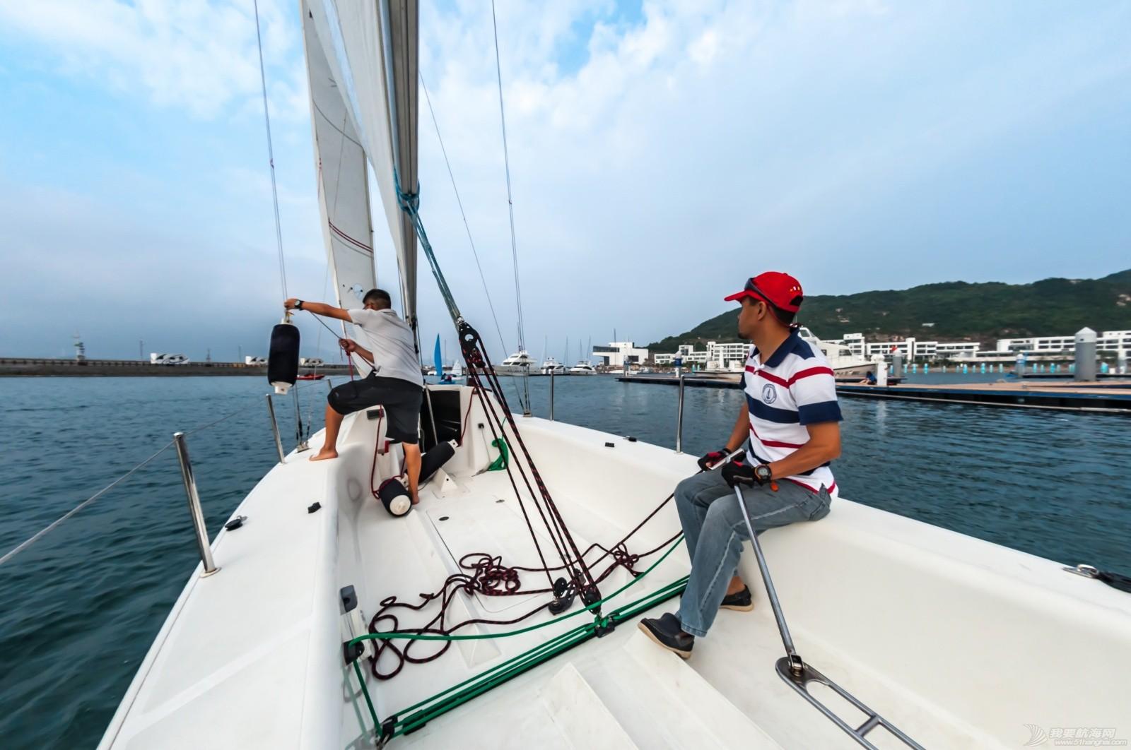 帆船 【2015大鹏杯帆船赛】鱼眼看航海 16045.jpg