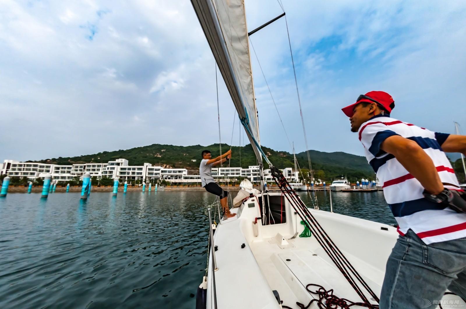 帆船 【2015大鹏杯帆船赛】鱼眼看航海 16048.jpg