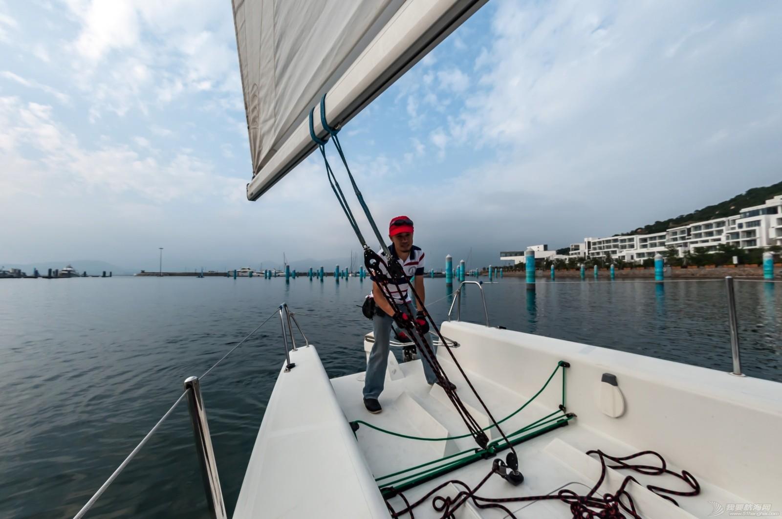 帆船 【2015大鹏杯帆船赛】鱼眼看航海 16050.jpg