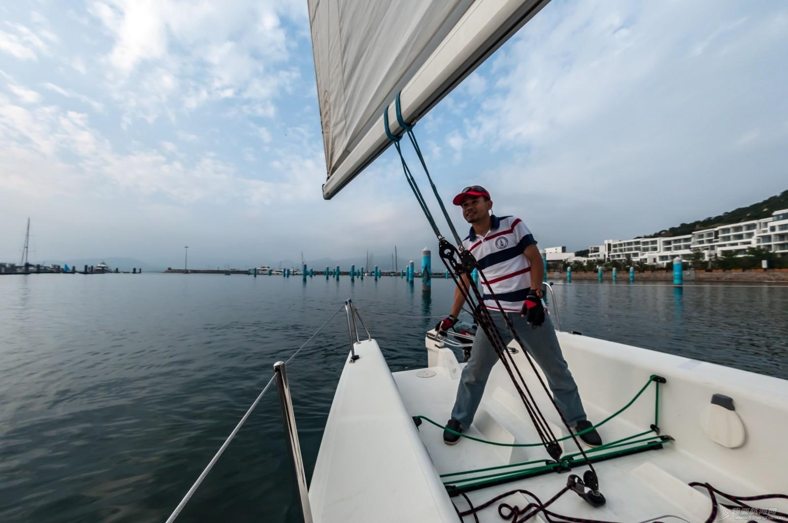 帆船 【2015大鹏杯帆船赛】鱼眼看航海 16051.jpg