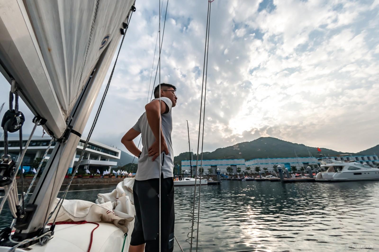 帆船 【2015大鹏杯帆船赛】鱼眼看航海 16052.jpg