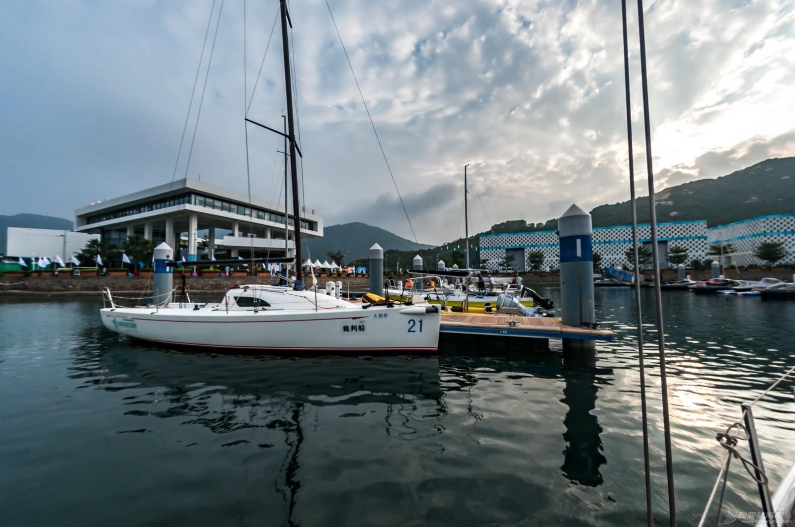 帆船 【2015大鹏杯帆船赛】鱼眼看航海 16053.jpg