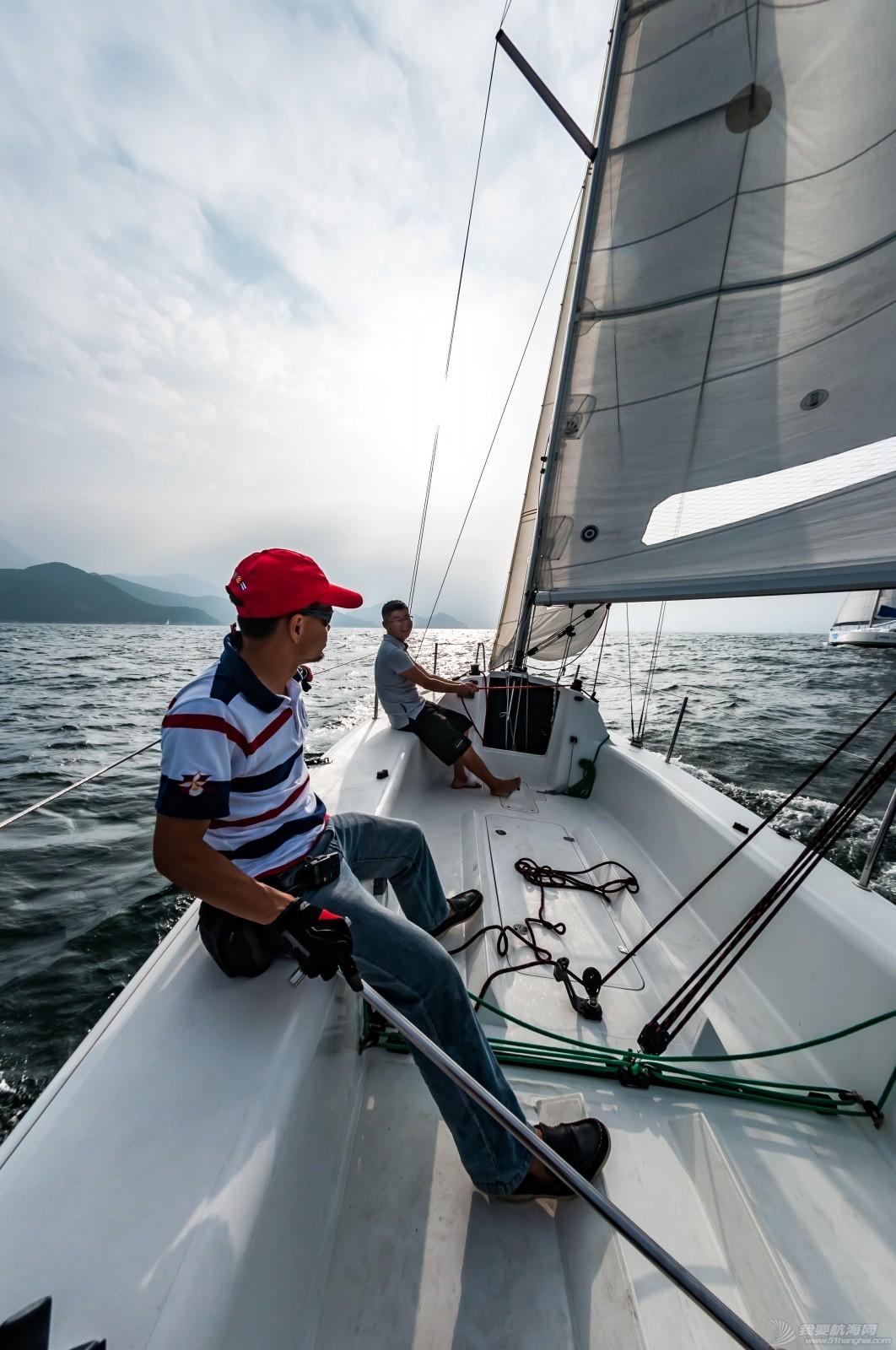 帆船 【2015大鹏杯帆船赛】鱼眼看航海 16057.jpg