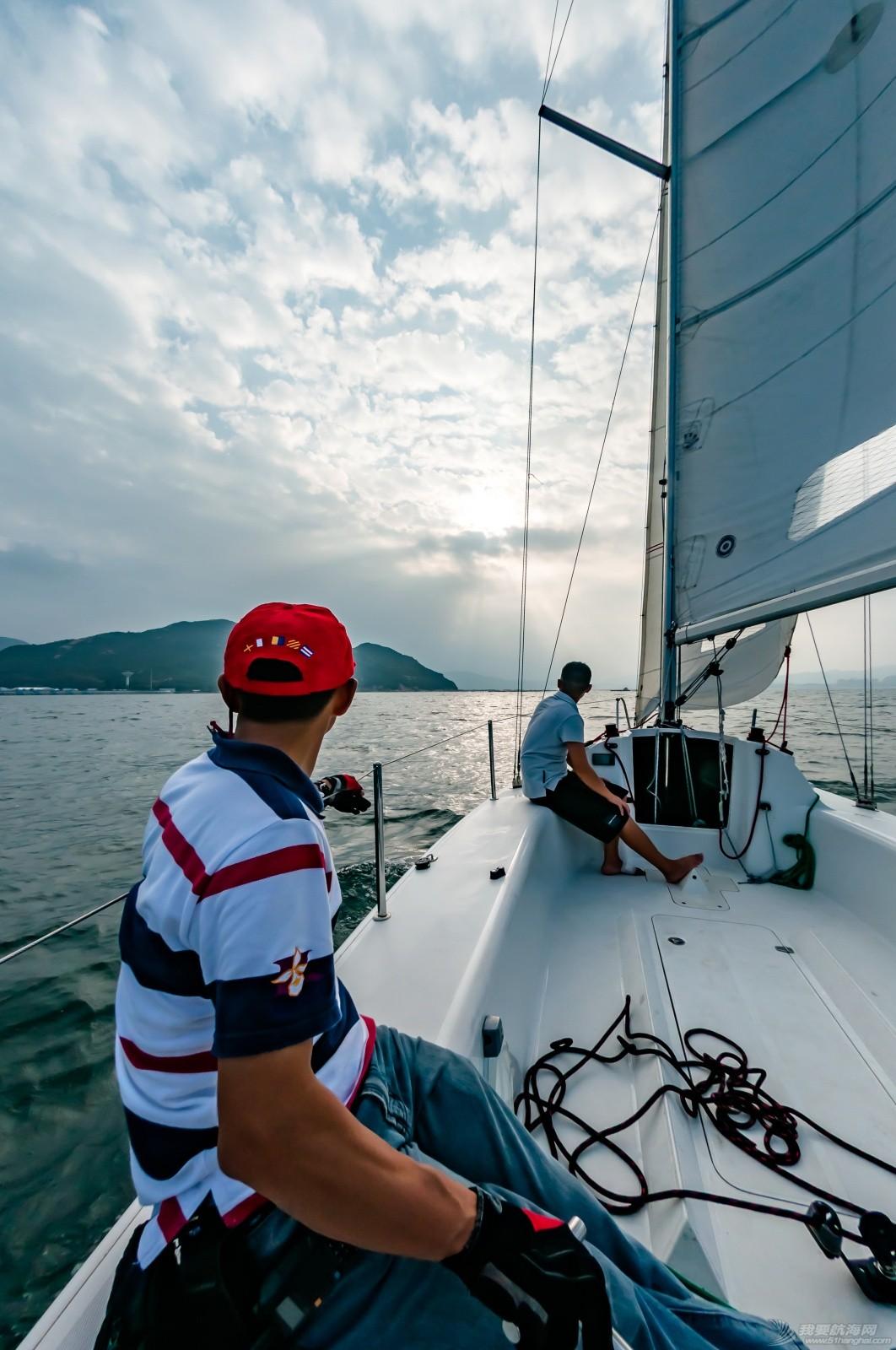 帆船 【2015大鹏杯帆船赛】鱼眼看航海 16059.jpg