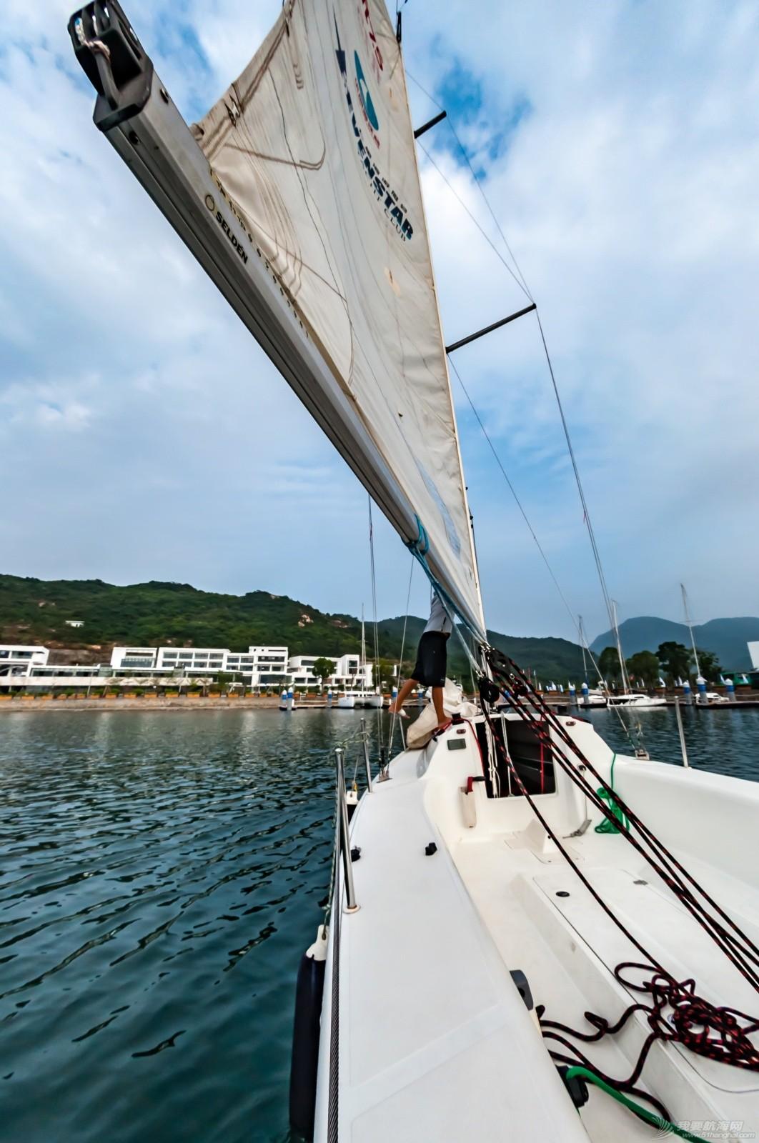 帆船 【2015大鹏杯帆船赛】鱼眼看航海 16060.jpg