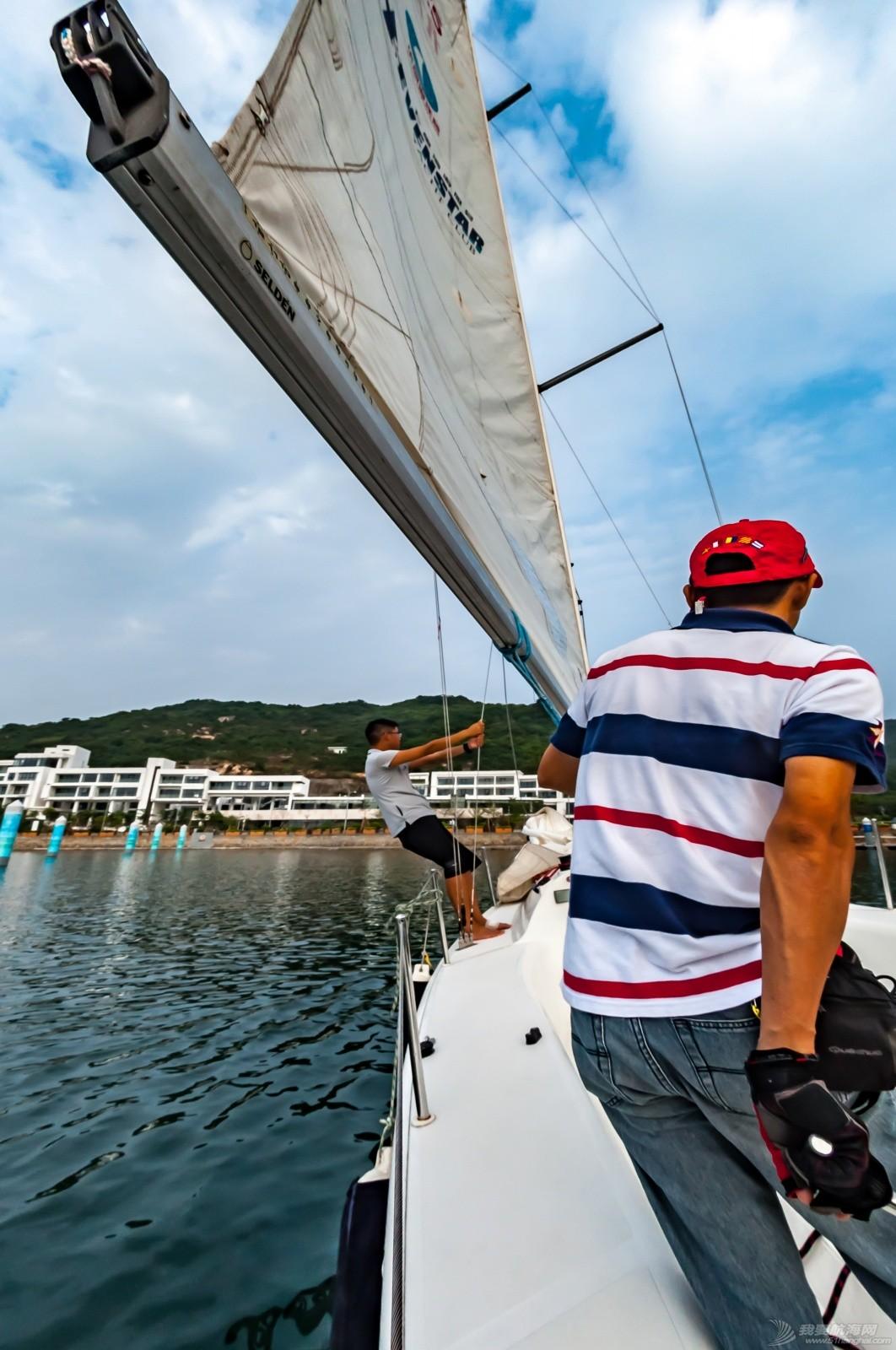 帆船 【2015大鹏杯帆船赛】鱼眼看航海 16061.jpg