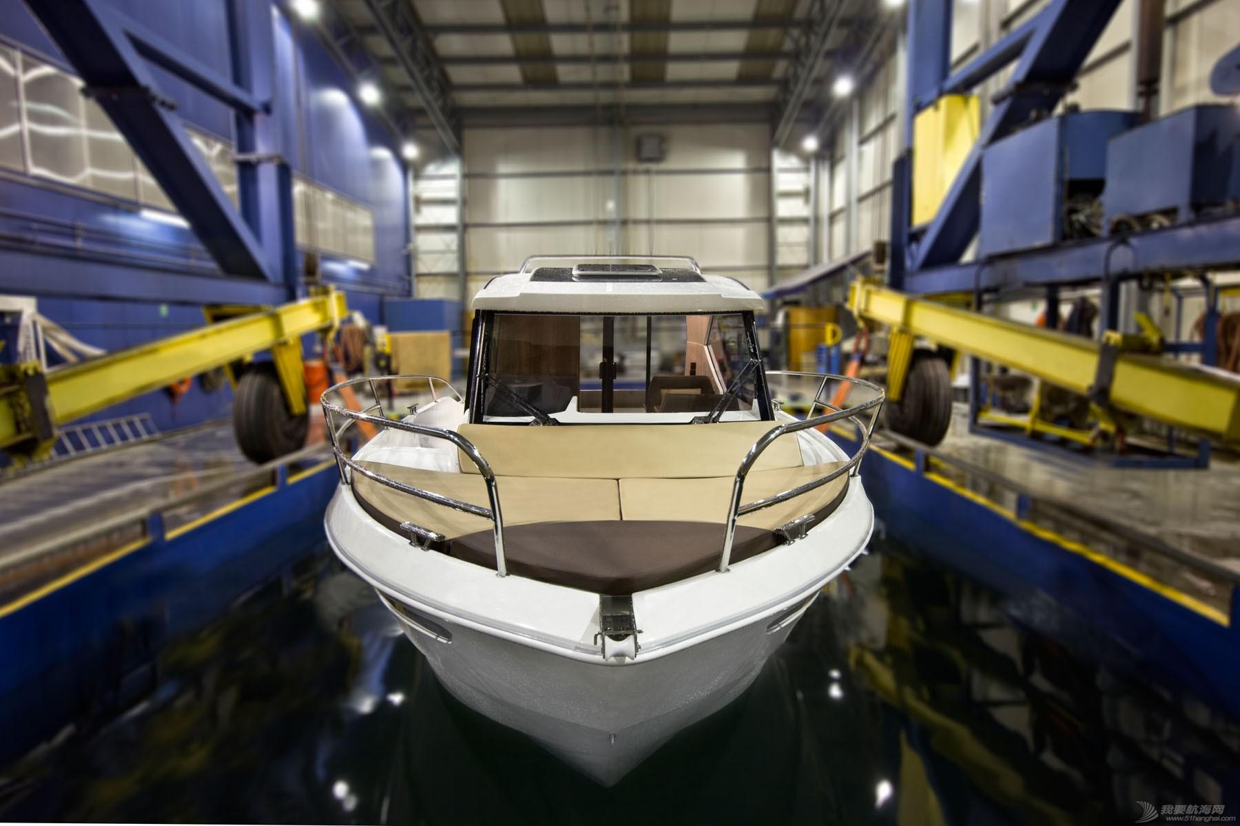 进口 波兰进口Galia 750 Hardtop硬顶钓鱼艇出售 _MG_3161