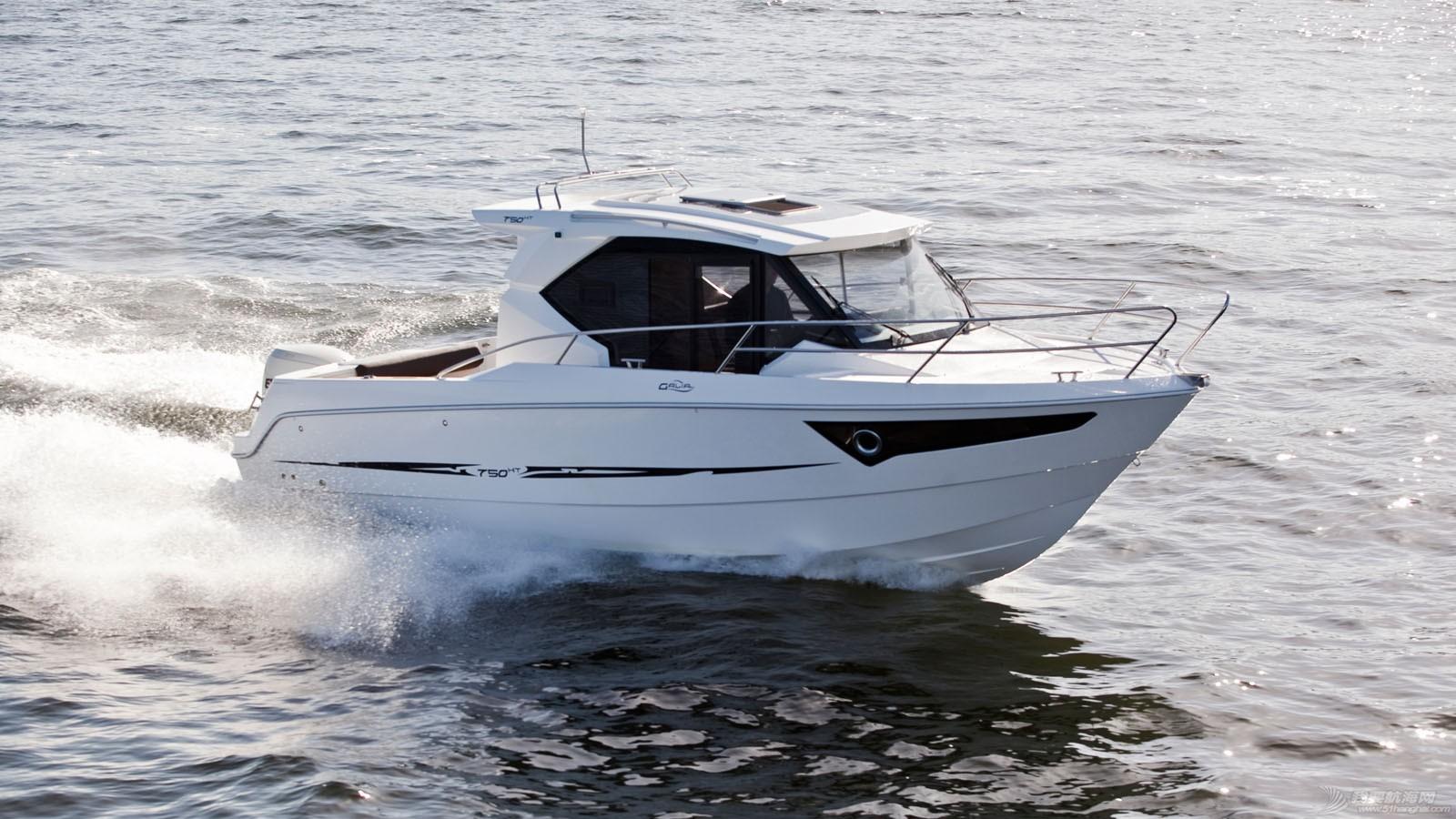 进口 波兰进口Galia 750 Hardtop硬顶钓鱼艇出售 _MG_4182wide