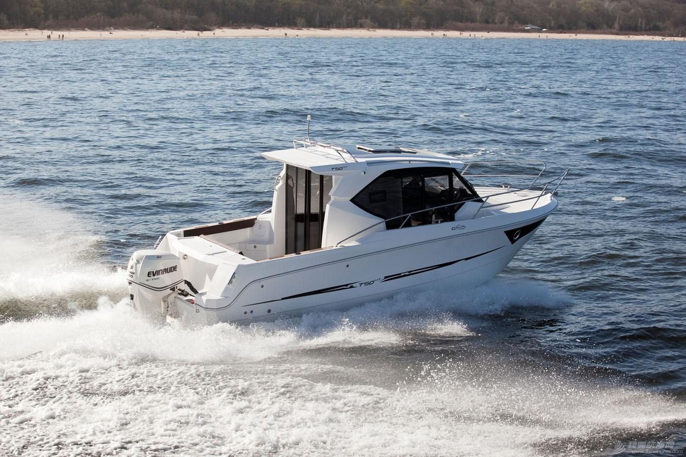 进口 波兰进口Galia 750 Hardtop硬顶钓鱼艇出售 _MG_4185wide