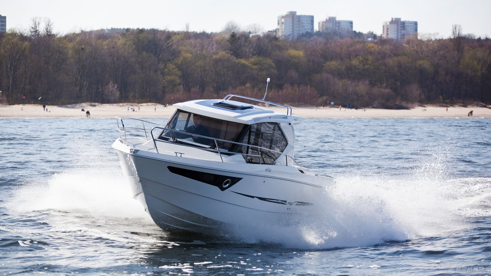 进口 波兰进口Galia 750 Hardtop硬顶钓鱼艇出售 _MG_4255wide