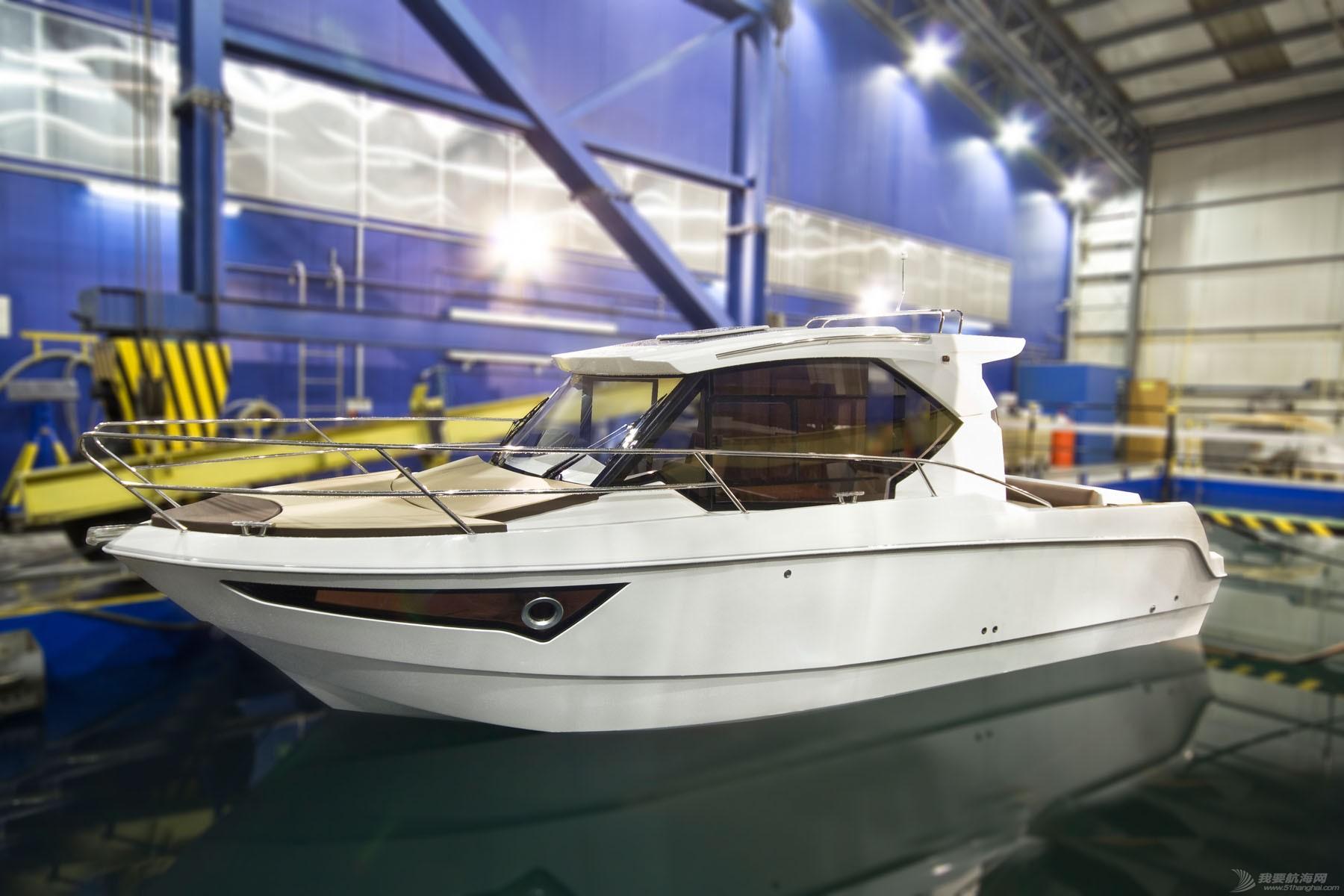 进口 波兰进口Galia 750 Hardtop硬顶钓鱼艇出售 1a