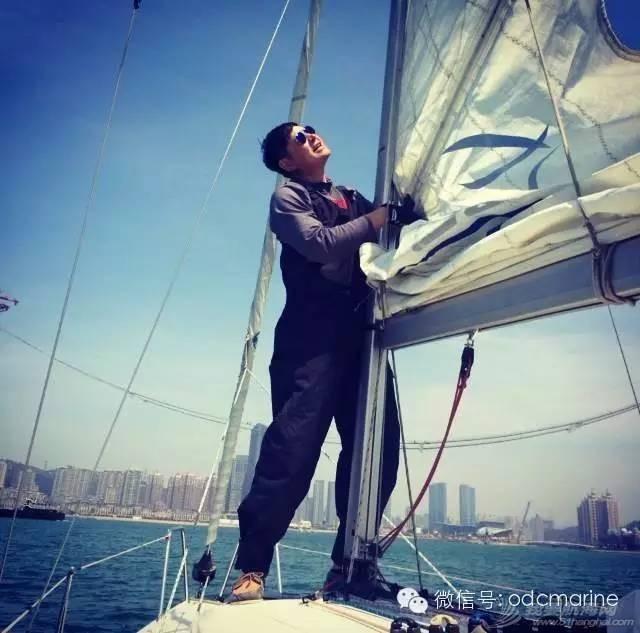 帆船运动,俱乐部,大自然,大连人,爱好者 Ta和大海帆船有个约会 —大连帆友陶哥的帆行历程 dfbc6fc625e8c4207b20580569055447.jpg